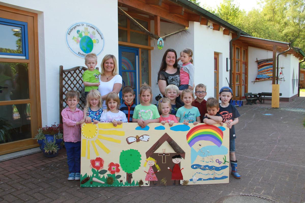 Kindergarten Feiert 20 Geburtstag Katholische Kitas Siegerland